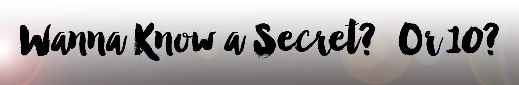 know-a-secret