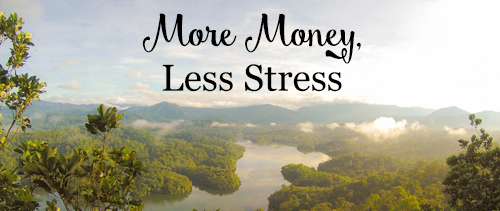 More Money, Less Stress
