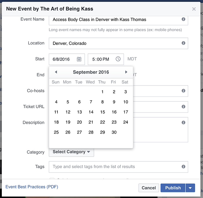 How to Create a Facebook Event That Doesn't Annoy Your Friends
