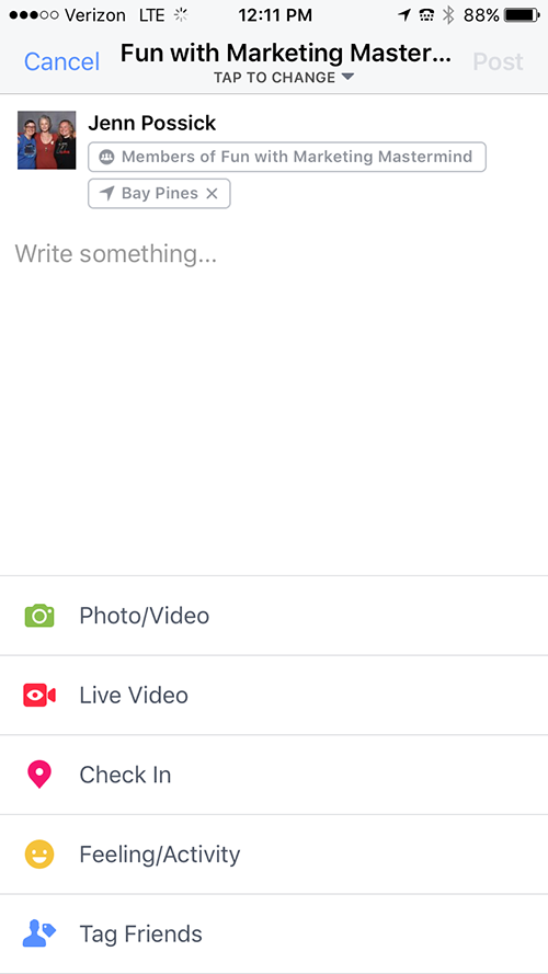 How to Go Live From Anywhere on Facebook