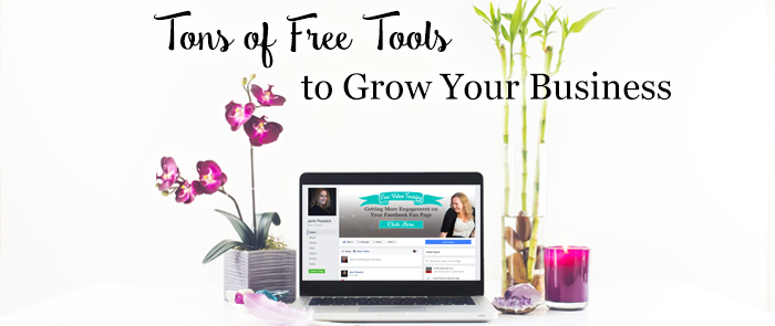 Tons of Free Tools to Grow Your Business