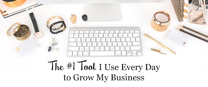 The #1 Tool I Use Every Day to Grow My Business